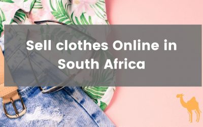 Sell clothes online in South Africa